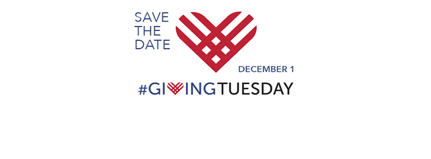 Join the Friends for Giving Tuesday