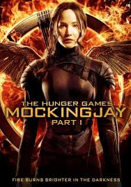 Fun & Hunger Games at the Library