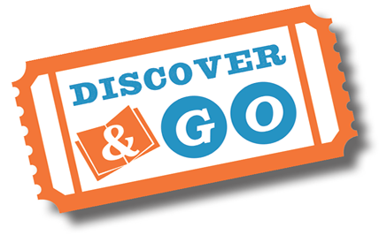 Celebrate Discover & Go Month in October