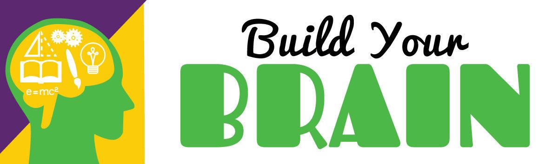 Build Your Brain!  Summer Reading Festival Starts Soon!